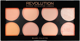 MAKE UP REVOLUTION פלטת סמקים אולטרא