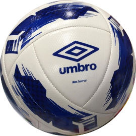 UMBRO כדורגל מקצועי יומברו כחול לבן NEO SWERVE