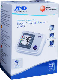 AND מד לחץ דם UA-767S