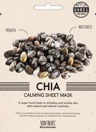 SKIN TREATS מסיכת צ'יה מרגיעה