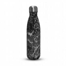 הום סט בקבוק תרמי מעוצב עשוי נירוסטה שחור Bpatent