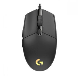 LOGITECH G102 Lightsync עכבר גיימינג חוטי
