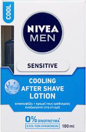 NIVEA אפטר שייב לחות בעל אפקט מצנן לאחר גילוח