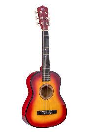 באלי טוי גיטרה קלאסית מעץ + תיק נשיאה  - 30 אינץ'