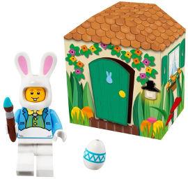 לגו LEGO בקתת הארנב