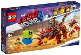 לגו לוסי הלוחמת 70827 LEGO