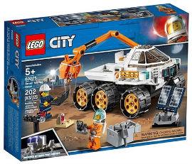 לגו מהנדסים בחלל LEGO
