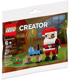 לגו סנטה קלאוס 30573 LEGO