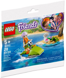 לגו אופנוע הים של מאיה 30410 LEGO
