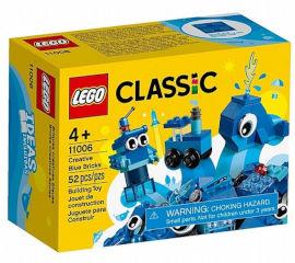 לגו ערכת בנייה כחולה LEGO
