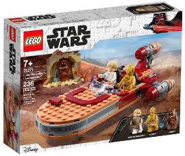 לגו מלחמת הכוכבים לוק סקייווקר 75271 LEGO