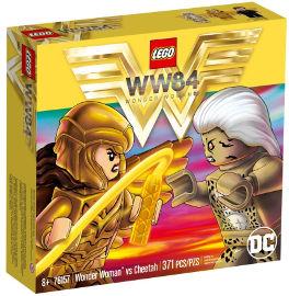 לגו וונדר וומן נגד צ'יטה 76157 LEGO