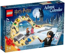 לגו הארי פוטר לוח שנה חגיגי 75981 LEGO