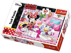 Disney שלושה פאזלים 30 חלקים מבית TREFL