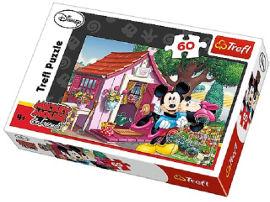 Disney שלושה פאזלים 60 חלקים מבית TREFL