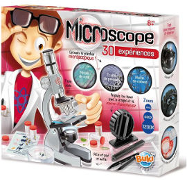 Buki France מיקרוסקופ 30 ניסויים