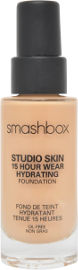 smashbox STUDIO SKIN 15 HOUR WEAR FOUNDATION מייק אפ עמיד עד 15 שעות