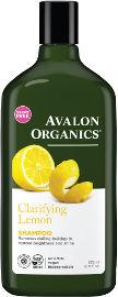 אבלון אורגניקס שמפו לימון