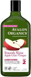 אבלון אורגניקס מרכך חומץ תפוחים