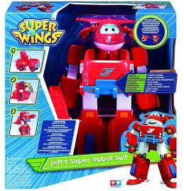 מטוסי על ג'ט סופר רובוט