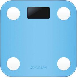 YUNMAI משקל חכם דגם מיני צבע כחול