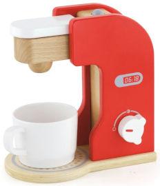 Viga מכונת קפה מעץ