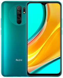 XIAOMI טלפון סלולרי דגם Redmi 9 32GB 3GB Ram