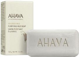 AHAVA סבון בוץ לפנים ולגוף