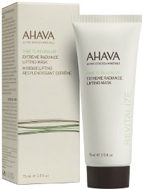 AHAVA EXTREME RADIANCE LIFTING MASK מסכת זוהר