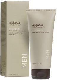 AHAVA קרם לגילוח ללא קצף לגבר