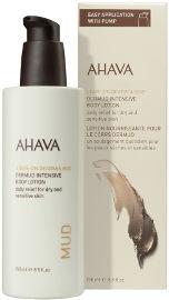 AHAVA DERMUD INTENSIVE תחליב גוף לעור יבש/רגיל