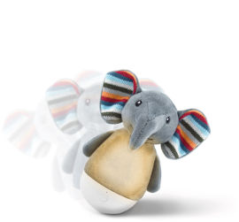 Zazu מנורת משחק פיל מבד - ELLI