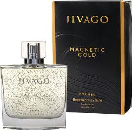 JIVAGO MAGNETIC GOLD א.ד.פ לגבר