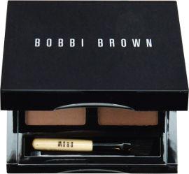 BOBBI BROWN קיט צלליות לגבות + מראה דו צדדי + פינצטה 01