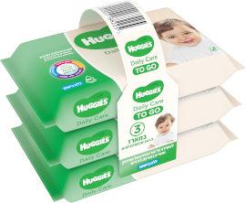 האגיס מגבונים לחים לתינוק TO GO אלוורה לעור רגיש ללא בישום