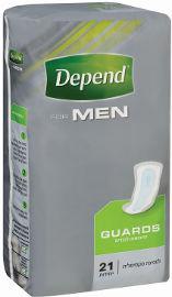 דיפנד תחבושות לגברים