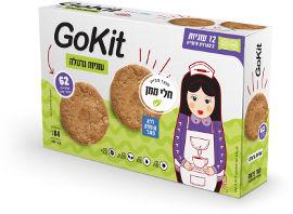 חלי ממן עוגיות גרנולה ללא תוספת סוכר