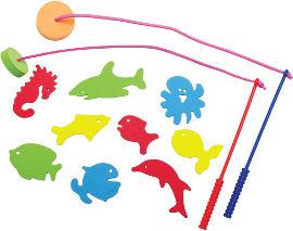 General משחק דיג לילדים- דגים