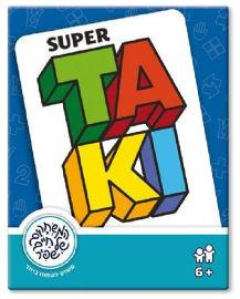 צעצועי נמרוד טאקי בינלאומי משחק