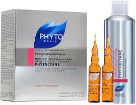 פיטו פריז ערכת פיטוציאן לשיער דליל אמפולות עם סרום טיפולי לנשים