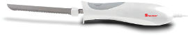Selmor סכין חשמלי כולל שתי סכינים דגם 62