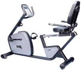 Vo2 אופני כושר משענת Max350