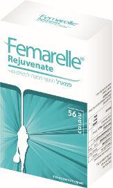 פמארל 40+ תוסף תזונה לנשים