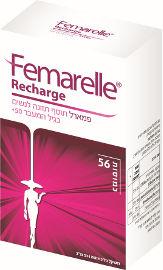 פמארל 50+ תוסף תזונה לנשים בגיל המעבר
