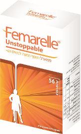 פמארל 60+ תוסף תזונה לנשים
