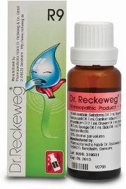 Dr.Reckeweg R9 טיפות לתחושת גירוי ולשיפור ההרגשה