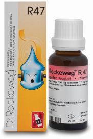Dr.Reckeweg R47 טיפות לתחושת נינוחות כללית