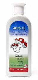 אקטי סבון היגייני מועשר בתמציות צמחי מרפא