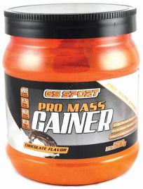 G.S ספורט PRO MASS GAINER - ריכוז גבוה של חלבון ופחמימות בטעם שוקולד