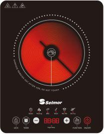 Selmor כירה חשמלית קרמית דיגיטלית משפת יחיד דגם 435